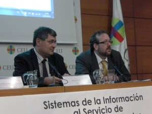 Ricard Martinez y Javier Peris