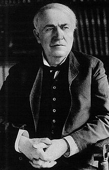 Thomas Alva Edison - Grandes frases de un gran emprendedor.