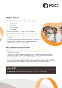 Curso Oficial Certificación P3O® Portfolio, Program & Project Offices con Javier Peris