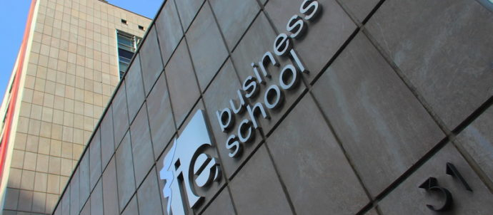 Javier Peris imparte Modulo de Programme Management PgM en el IE Business School en Madrid