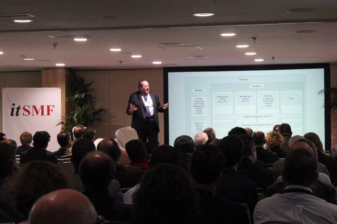 Gestión del Cambio en la Transformación de la Empresa con Javier Peris